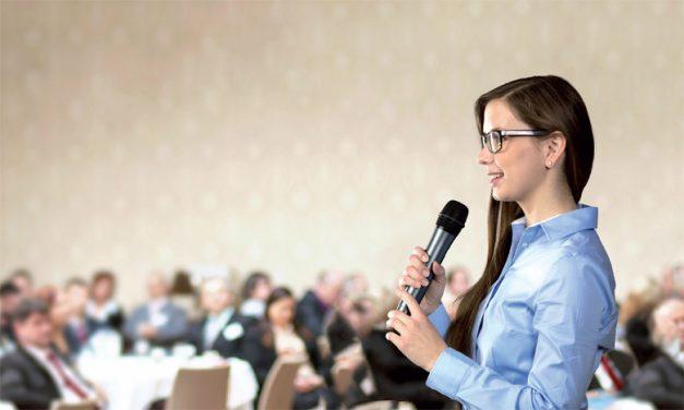 Quelques principes à respecter pour réussir sa prise de parole en public !