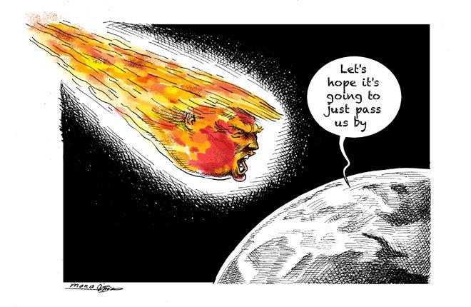 Election de Donald Trump : les milléniaux révèlent leurs inquiétudes