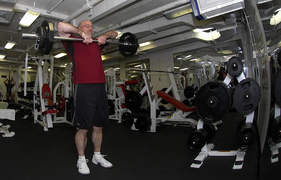 Comment travailler ses muscles lorsqu'on prend de l'âge ?