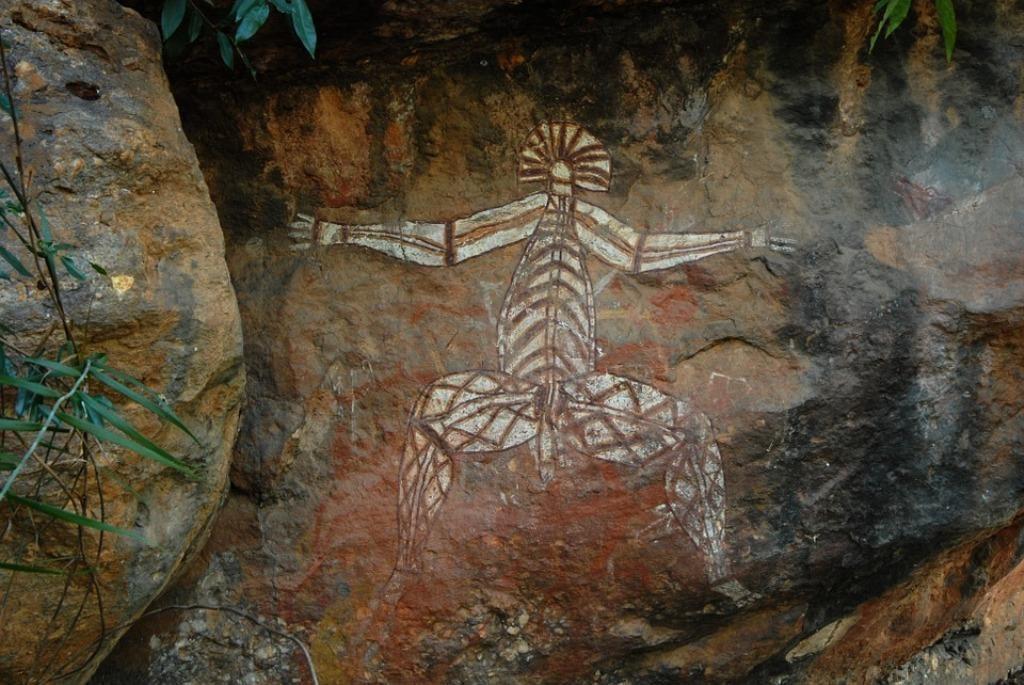 Peinture murale en Australie