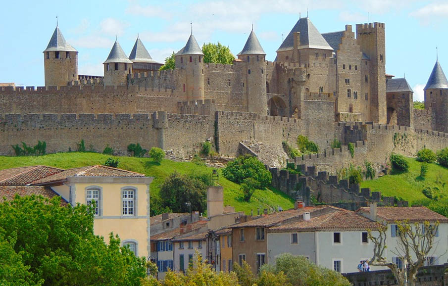 Envie de changer d'air dans l'Aude ? Pourquoi pas un séjour à Carcassonne ?