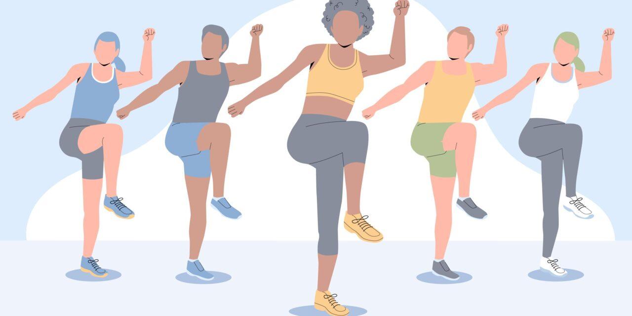 Avis Care Fitness : la zumba, faire du sport en s'amusant